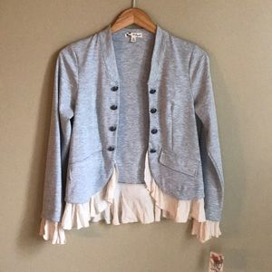About A Girl open jacket
